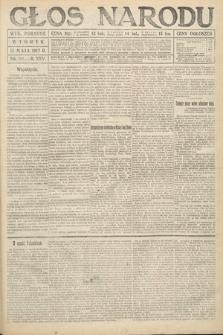 Głos Narodu (wydanie poranne). 1917, nr114