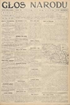 Głos Narodu (wydanie wieczorne). 1917, nr114