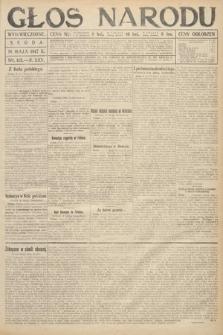 Głos Narodu (wydanie wieczorne). 1917, nr115