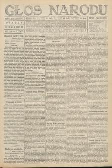 Głos Narodu (wydanie wieczorne). 1917, nr116