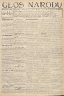 Głos Narodu (wydanie wieczorne). 1917, nr127