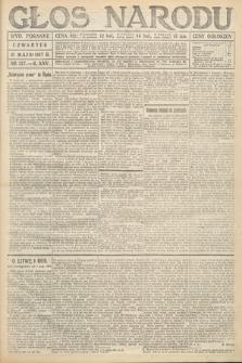 Głos Narodu (wydanie poranne). 1917, nr127