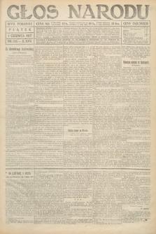 Głos Narodu (wydanie poranne). 1917, nr128
