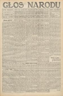 Głos Narodu (wydanie poranne). 1917, nr129