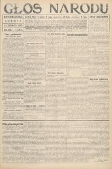 Głos Narodu (wydanie wieczorne). 1917, nr130