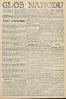 Głos Narodu (wydanie poranne). 1917, nr132