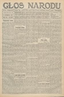 Głos Narodu (wydanie poranne). 1917, nr135