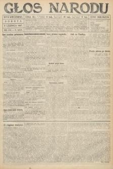 Głos Narodu (wydanie wieczorne). 1917, nr136