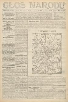 Głos Narodu (wydanie wieczorne). 1917, nr137