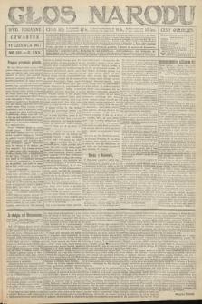 Głos Narodu (wydanie poranne). 1917, nr139