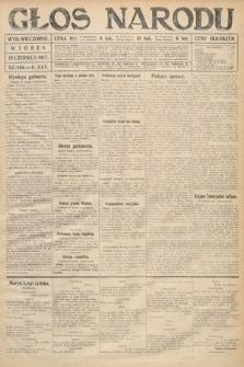 Głos Narodu (wydanie wieczorne). 1917, nr144