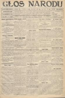 Głos Narodu (wydanie wieczorne). 1917, nr149