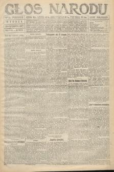 Głos Narodu (wydanie poranne). 1917, nr149