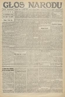 Głos Narodu (wydanie poranne). 1917, nr150