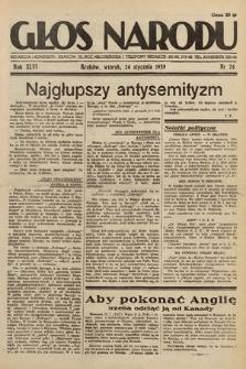Głos Narodu. 1939, nr24