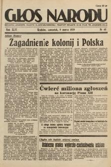 Głos Narodu. 1939, nr68