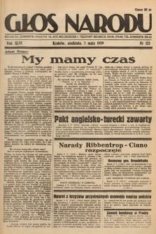 Głos Narodu. 1939, nr125