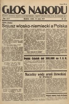 Głos Narodu. 1939, nr128