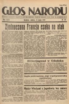 Głos Narodu. 1939, nr131