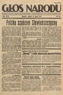 Głos Narodu. 1939, nr144
