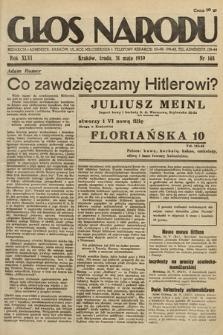 Głos Narodu. 1939, nr148