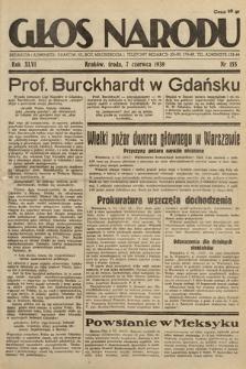 Głos Narodu. 1939, nr155