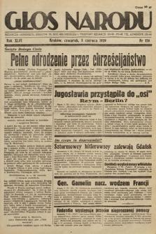 Głos Narodu. 1939, nr156