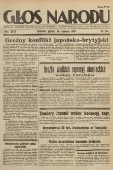 Głos Narodu. 1939, nr164