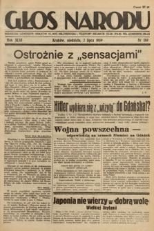 Głos Narodu. 1939, nr180
