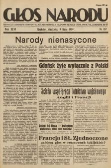 Głos Narodu. 1939, nr187