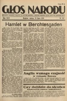 Głos Narodu. 1939, nr207