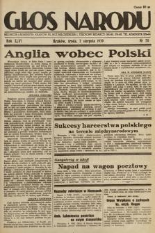 Głos Narodu. 1939, nr211