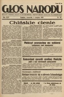 Głos Narodu. 1939, nr212