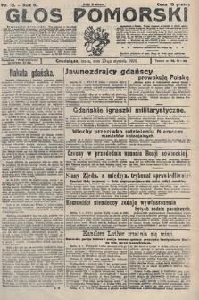 Głos Pomorski. 1926, nr15