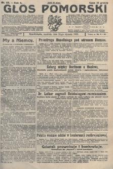 Głos Pomorski. 1926, nr25