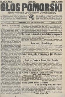 Głos Pomorski. 1926, nr32