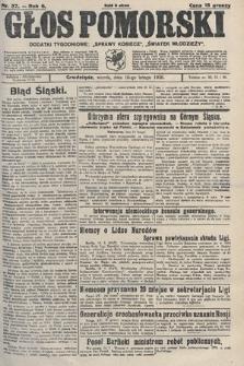 Głos Pomorski. 1926, nr37