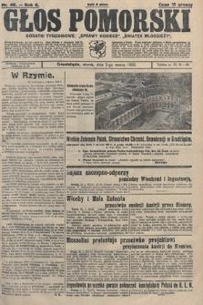Głos Pomorski. 1926, nr49