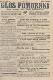 Głos Pomorski. 1926, nr52
