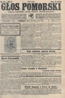 Głos Pomorski. 1926, nr55