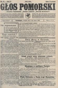 Głos Pomorski. 1926, nr57