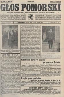 Głos Pomorski. 1926, nr59