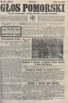 Głos Pomorski. 1926, nr61