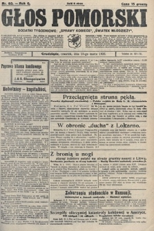 Głos Pomorski. 1926, nr63