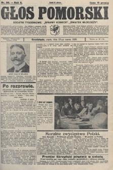 Głos Pomorski. 1926, nr64