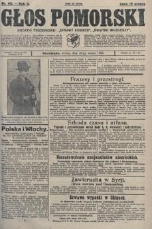 Głos Pomorski. 1926, nr65