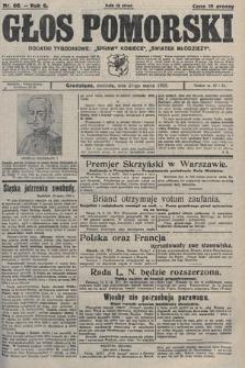Głos Pomorski. 1926, nr66
