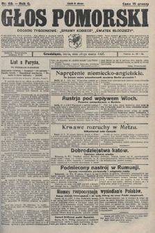 Głos Pomorski. 1926, nr68