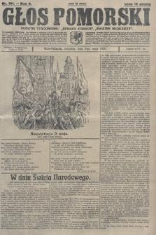 Głos Pomorski. 1926, nr101