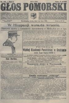 Głos Pomorski. 1926, nr149